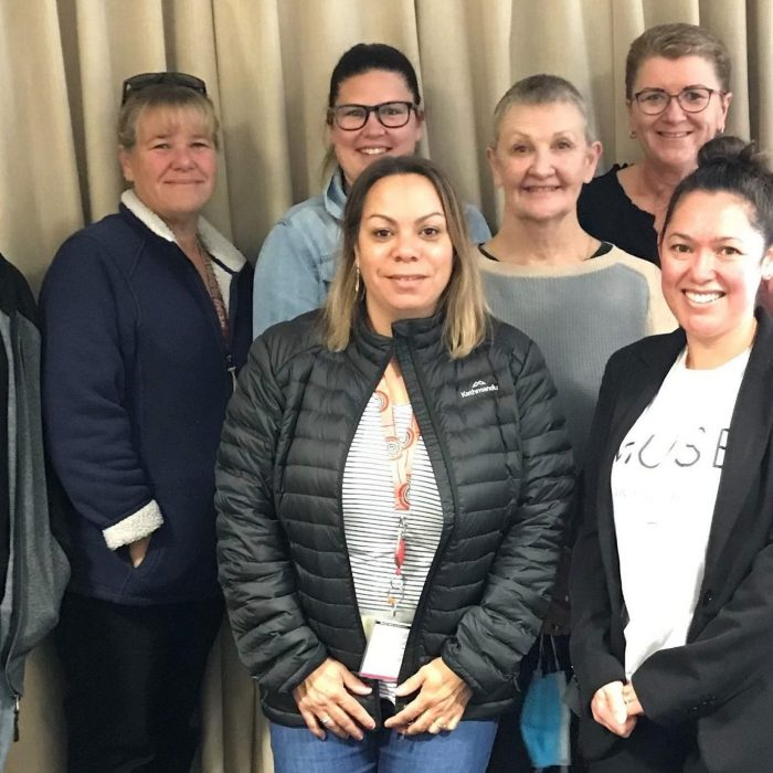 Group of Gateway Health staff in the reconciliation working group